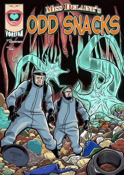 Vorefan – Miss Delaine's Odd Snacks