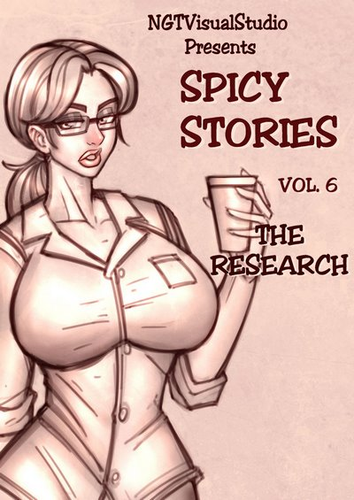 NGT- Spicy Stories 06 – The Research