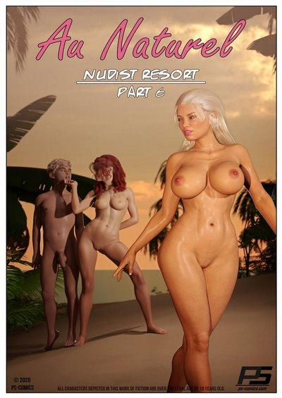 Pegasus Smith- Au Naturel 6