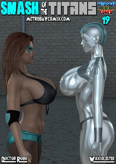 Metrobay Comix – Smash of the Titans 19