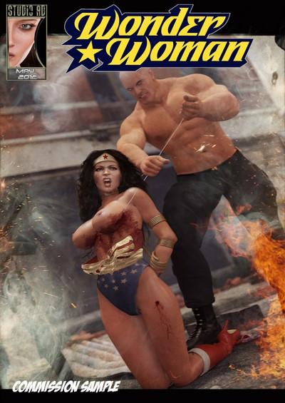 Artdude41 – Wonder Woman Commission ch.2