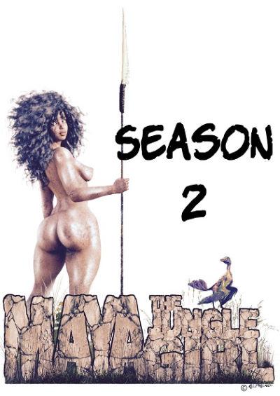 Akumakaze – Maya the Jungle Girl – Season 2 Part 1