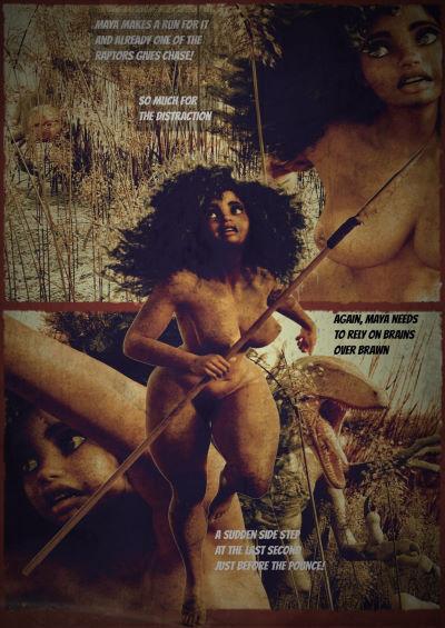 Akumakaze – Maya the Jungle Girl – Season 2 Part 2