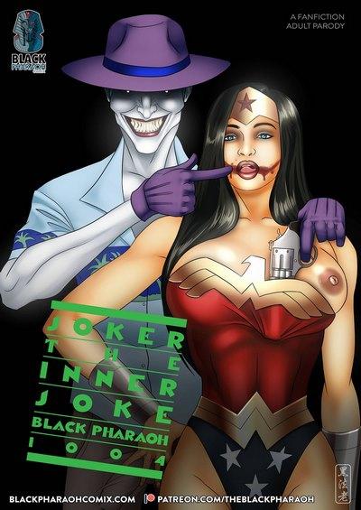 Black Pharaoh- Joker The Inner Joke