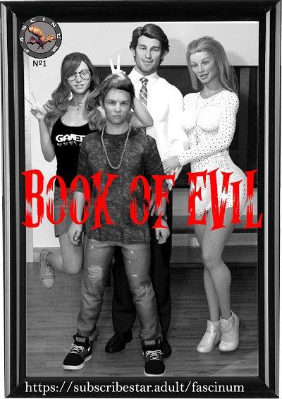 Fascinum – Book of Evil