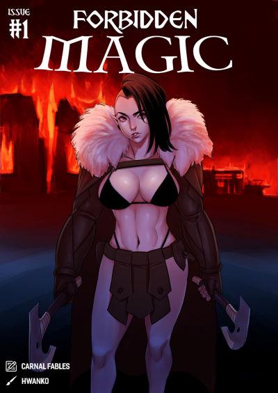 Hwanko – Forbidden Magic 01
