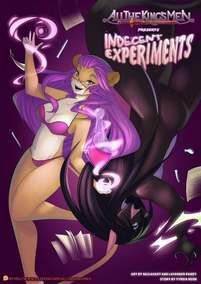 Lavenderpandy – TheBlackRook- Indecent Experiments