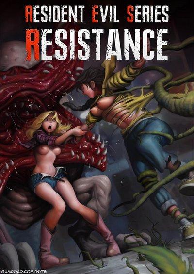 Nyte- Resident Evil Series Resistance