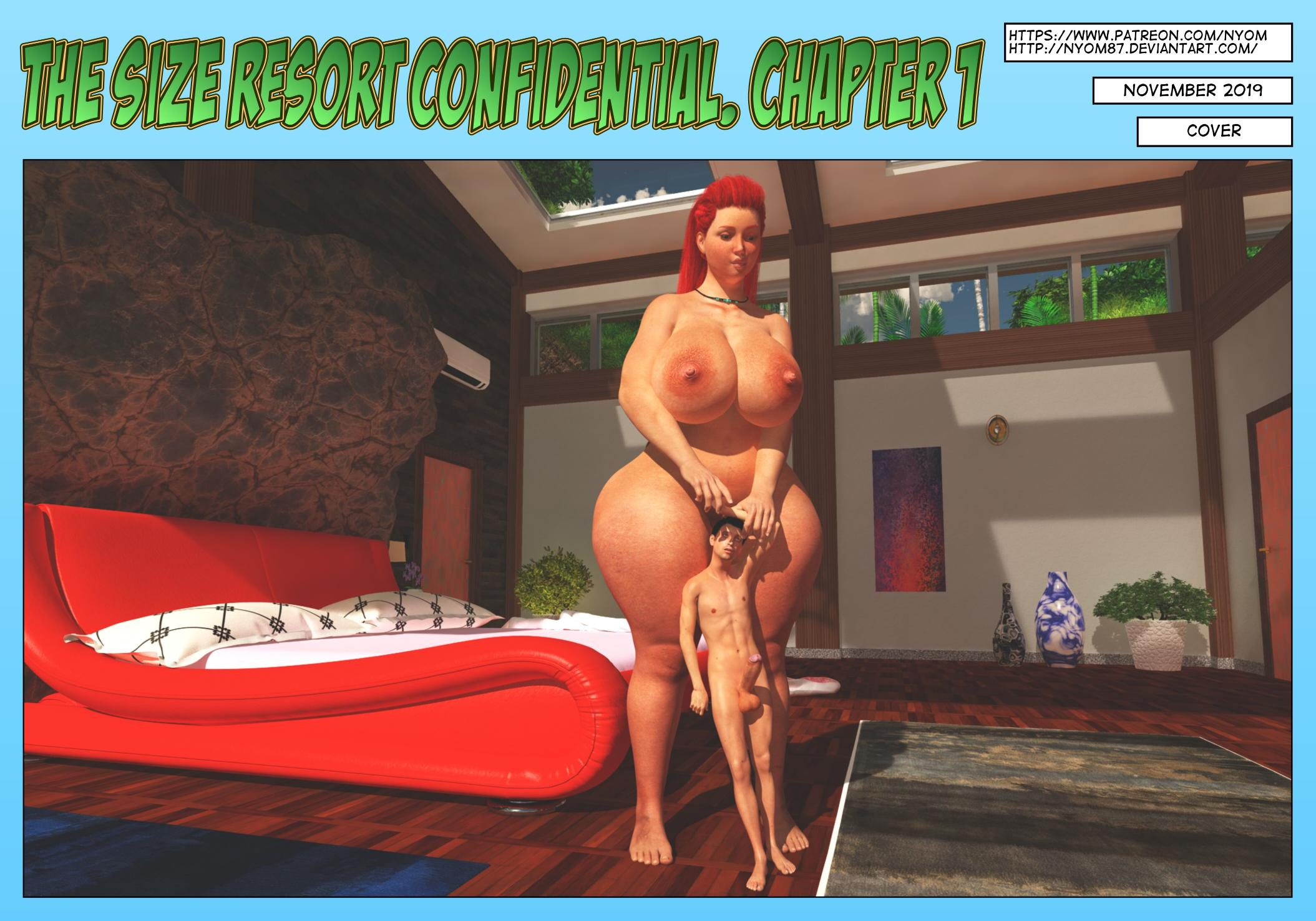 Nyom – The Size Resort Confidential 1