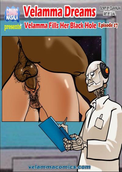 Velamma Dreams – EP-17 – Velamma Fills Her Black Hole