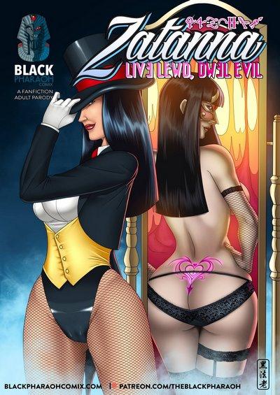 Black Pharaoh- Live Lewd Dwel Evil