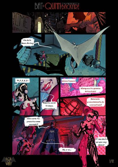 BoxOfWant – (Batman) Planned Backfire