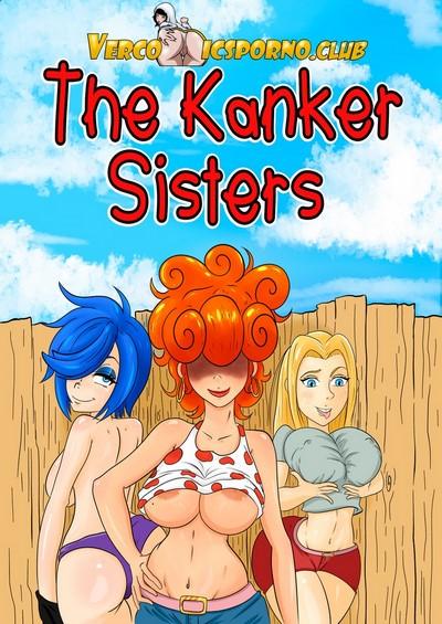 Cronostik- The Kankers Sisters [ed edd n eddy]