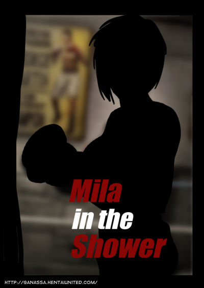 [Ganassa] – Mila Blacked in the Shower
