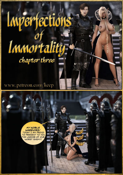 Keeper – Imperfections of Immortality Ch.3