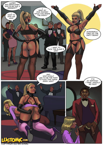 {Lustomic} – The Business