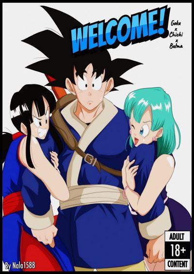 Nala1588- Welcome [Dragon Ball]
