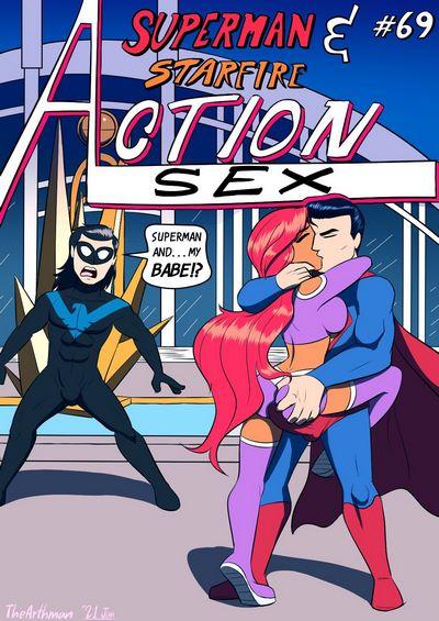 The Arthman- Action Sex