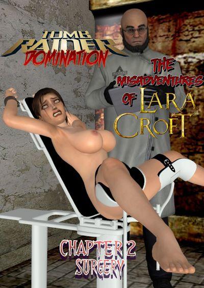 Tomb Raider Domination- The Misadventures of Lara Croft Ch.2