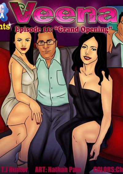 Velamma – Veena 11 – Grand Opening