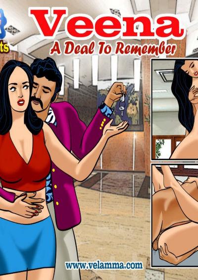 Velamma – Veena 2 – A Deal to Remember