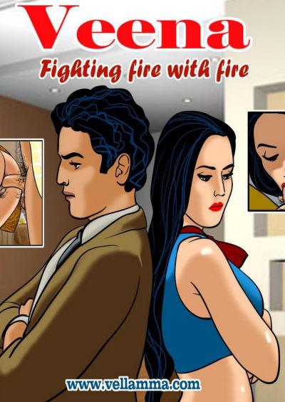Velamma – Veena 7 – Fighting Fire with Fire