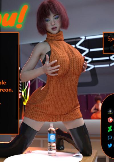 [AstralBot3D] – Velma Possessed