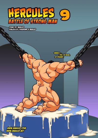 Battle of the Strong Man 9 – Hercules