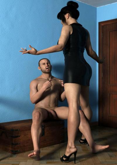 [Gsfm] – Wicked Dominating Wife