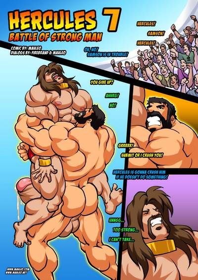 Mauleo- Hercules Battle of the Strong Man #7