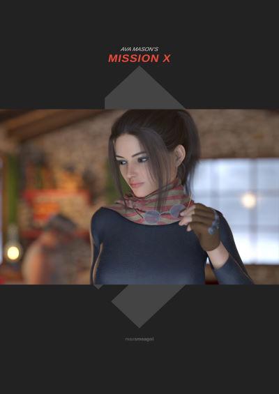 [Maxsmeagol] Ava Mason – Mission X