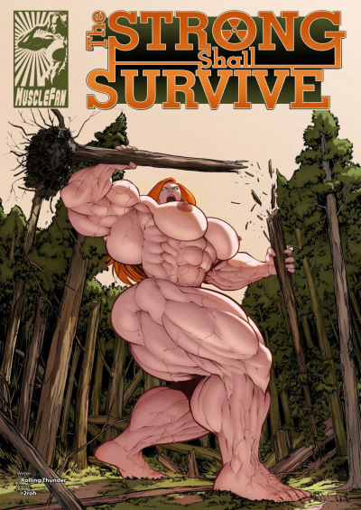 MuscleFan- The Strong Shall Survive Issue 06