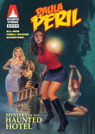 Paula Peril – Mystery of the Haunted Hotel