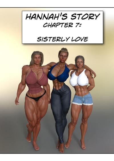 [Robolord] Hannah's Story 7 – Sisterly Love
