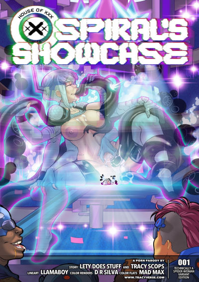 Spiral's Showcase [Tracy Scops]