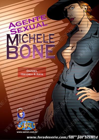 Agente Sexual Michele Bone -Seiren (Portuguese)