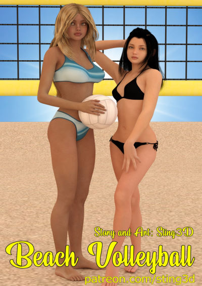 Beach Volleyball [Sting3D]
