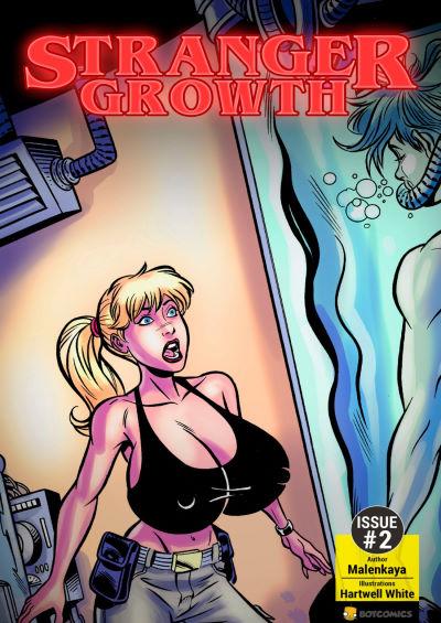Bot- Stranger Growth Issue #2