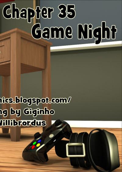 [Giginho] Ep.35 – Game Night