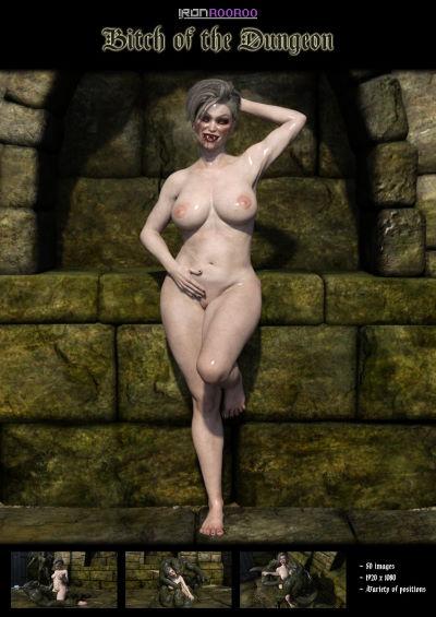 [IronRooRoo] – Bitch of the Dungeon
