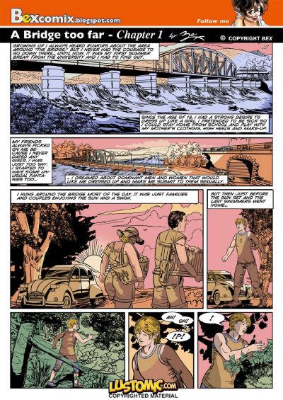 Lustomic – A Bridge Too Far