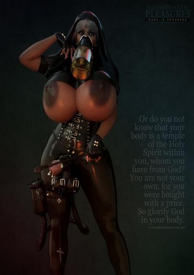 Mansion Of Evil Pleasures [Sodom Sluts]