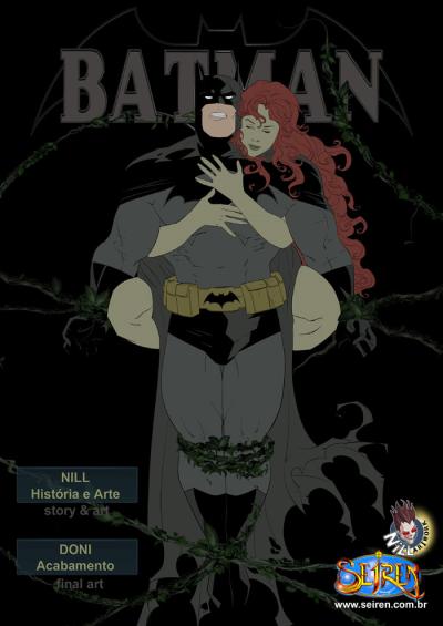 [Seiren] – Batman:Harlequin