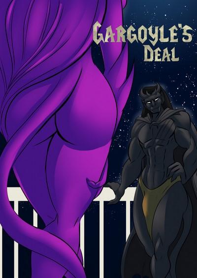TheBigBadWolf- Gargoyle's Deal
