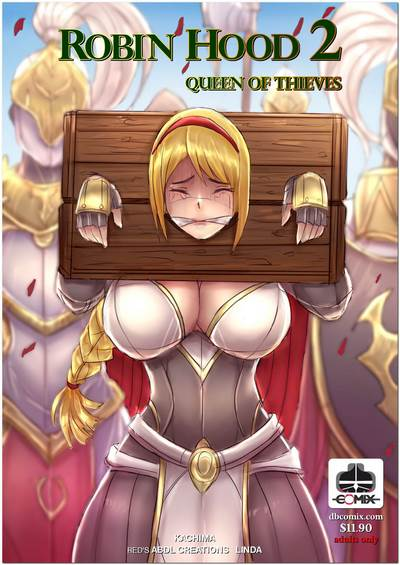DBComix- Robin Hood the Queen of Thieves 2
