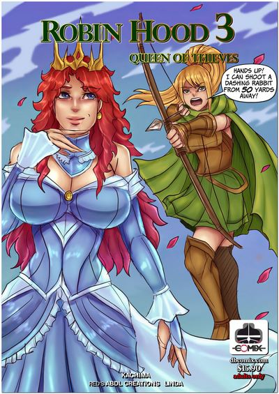 DBComix- Robin Hood the Queen of Thieves 3