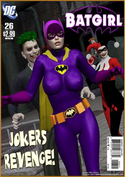 [Dangerbabecentral] Batgirl – Joker's Revenge