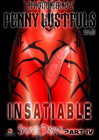 Darthhell- Penny Lustfuls 11 – Insatiable [Star Wars]