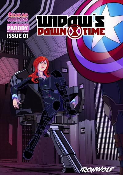 IronWolf- Widow's Downtime [Avengers]