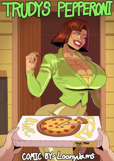[Loonyjams] – Trudy's Pepperoni